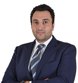 Mr. Ahmad H.</br> Haddad