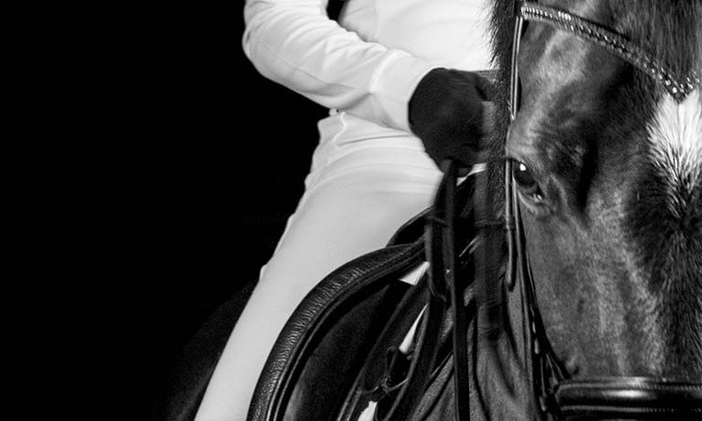 The strongest sanctions in the history of the governing body of international horse sports